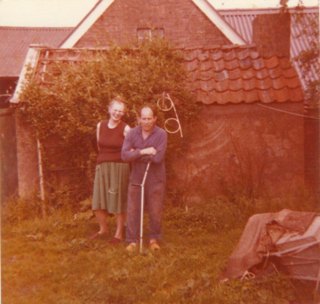 Johanna en Albert Timmer